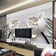Χαμηλού Κόστους most popular-Ζωγραφιά Αρχική Διακόσμηση Σύγχρονο Κάλυψης τοίχων, Βινύλιο Υλικό κόλλα που απαιτείται Τοιχογραφία, δωμάτιο Wallcovering