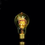bofa a19 25w antikk edison silke ball boble lampe (85v-265v) høy kvalitet