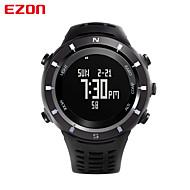 男性のスポーツezon h001c01デジタル腕時計多機能アウトドアクライミング腕時計の高度計気圧計コンパス時計