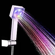 Moderne Hånddusj Krom Trekk for  LED Miljøvennlig , dusjhode