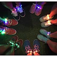 1шт Светодиодные шнурки Очень легкие LED Модерн