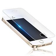 Displayschutzfolie für Apple iPhone 6s / iPhone 6 / iPhone SE / 5s Hartglas 1 Stück Vorderer Bildschirmschutz High Definition (HD) / Explosionsgeschützte
