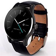 tanie Inteligentne zegarki-Inteligentny zegarek Ekran dotykowy Pulsometr Wodoszczelny Krokomierze Obsługa wiadomości Anti-lost Sportowy Rejestrator aktywności