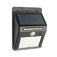12 led buiten zonne-aangedreven draadloze waterdichte beveiliging motion sensor licht nachtverlichting