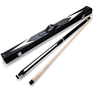 cheap Billiards & Pool-Two-piece Cue Cue Sticks & Accessories Nine-Ball Pool Wood