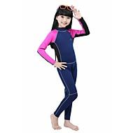 BlueDive® Mulheres Homens Crianças 2mm Roupas de mergulho Macacão de Mergulho LongoTérmico/Quente Secagem Rápida Resistente Raios