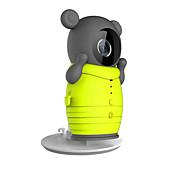 billige Innendørs IP Nettverkskameraer-besteye 0,3 mp mini innendørs med dag natt irskåret 32gb (bevegelsesdeteksjon dual stream fjerntilgang wi-fi beskyttet oppsett