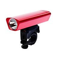 billige Sykkellykter og reflekser-Frontlys til sykkel Sykling Mulighet for demping AAA 3 Lumens Batteri Sykling