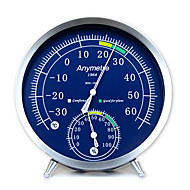 random väri nojalla th603 lämpömittari korkean tarkkuuden lämpötila ja kosteus mittari, kun nojalla Saksan tuonti kone ydin vyön kiinnike