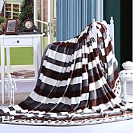 超柔らかい マルチカラー,プリント 異色 ポリエステル100% 毛布 W200*L230cm