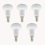 billiga Belysning-EXUP® 5pcs 5W 450lm E14 LED PAR-lampor R39 10 LED-pärlor SMD 2835 Dekorativ Varmvit Kallvit 110-130V 220-240V