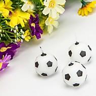 1 buc soclu fotbal lumanare de design pentru partid acasă decorare partid aprovizionare