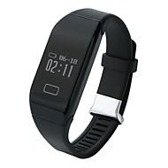 tanie Inteligentne zegarki-Inteligentne Bransoletka H3 na iOS / Android Pulsometr / Spalone kalorie / Ekran dotykowy / Śledzenie odległości / Krokomierze Czasomierz / Rejestrator aktywności fizycznej / Rejestrator snu / Budzik