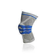 Unisexe Attelle de Genou pour Football Respirable Extensible Protectif 1pcs Sports Nylon