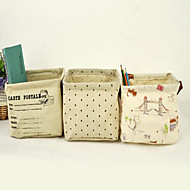 Storage Boxes Storage Bags Storage Baskets Jewelry Organizers Textile with Feature is Open , 147 Jewelry Underwear Cloth