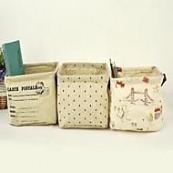 Boîte de Rangement Sacs de Conservation Paniers de Rangement Rangement de Bijoux avec Fonctionnalité est Ouvert , Pour Bijoux