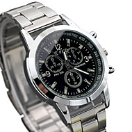 Pánské Náramkové hodinky Módní hodinky Křemenný Žhavá sleva Slitina Kapela Na běžné nošení Cool Stříbro