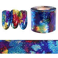 1pcs Sanat Sticker Nail dantel Sticker Makyaj Kozmetik Sanat Tasarım Nail