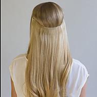 Flip In Proširenja ljudske kose Visoka kvaliteta Klasika Žene Dnevno