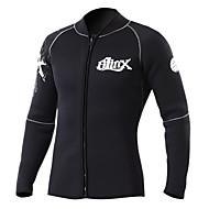 SLINX Erkek Kadın's Unisex 3mm Islak Suit Dalış Skins Su Geçirmez Sıcak Tutma Hızlı Kuruma Rüzgar Geçirmez Nefes Alabilir Tactel Coolmax