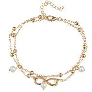 Gipke i čvrste narukvice Boemski stil Ručno Izrađen Legura beskraj Jewelry Božićni pokloni Vjenčanje Party Special Occasion Rođendan