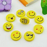 Suprimentos de correção Caneta Borrachas e recargas Caneta,Borracha Barril Amarelo cores de tinta For material escolarMaterial de