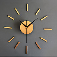 Moderno/Contemporâneo Náutico Relógio de parede,Inovador Acrílico Metal Interior Relógio