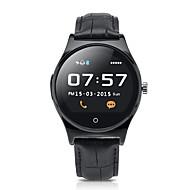 Relógio inteligente mtk2501 controle remoto infravermelho monitor de freqüência cardíaca bluetooth 4.0 snyc chama sms pedômetro à prova