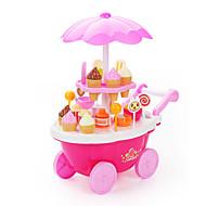 Doen alsof-spelletjes Speelgoedauto's Speeltjes Schip Meubilair Kinderen 1 Stuks