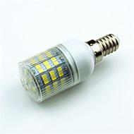 billige Bi-pin lamper med LED-1pc 4.5W 400 lm E14 G9 GU10 E27 E12 LED-lamper med G-sokkel T 60 leds SMD 2835 Dekorativ Varm hvit Kjølig hvit AC 220V AC 85-265V