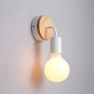 baratos -AC 85-265 40 E27 Moderno/Contemporâneo Inovador Pintura Característica for LED,Luz Ambiente Luz de parede