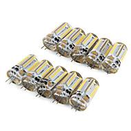 G4 Lâmpadas Espiga T 64 leds SMD 3014 Branco Quente Branco Frio 210lm 2700  6000K AC 220-240V