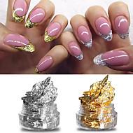 2box Nagelkunst sticker Franse nagels gids make-up Cosmetische Nagelkunst ontwerp