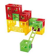 Spielzeugautos Marmorschienen-Sets Spielzeuge 3D Kunststoff Gute Qualität 48 Stücke Kindertag Weihnachten Geschenk