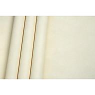 Solid 3D Tapet til Hjemmet Moderne Tapetsering , PVC/Vinyl Materiale selvklebende nødvendig bakgrunns , Tapet