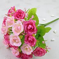 Kunstige blomster 1 Gren Moderne Stil Roser Bordblomst