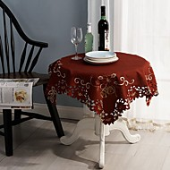 For Sale Square Embroidered Tablecloth 85x85cm (34 inches)