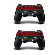 B-SKIN Custodia adesiva Per PS4 ,  Custodia adesiva PVC 1 pcs unità