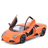 Aufziehbare Fahrzeuge Spielzeug-Autos Lastwagen Polizeiauto Simulation Auto Metalllegierung Metal Unisex Geschenk Action &