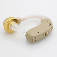 軸索F - 137最高のデジタル補聴器の音量調節可能な音が耳のサウンドアンプaudiphoneをハング