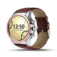 tanie Inteligentne zegarki-Inteligentny zegarek yyy3 na iOS / Android / iPhone Pulsometr / Spalone kalorie / GPS / Długi czas czuwania / Odbieranie bez użycia rąk Czasomierz / Stoper / Rejestrator aktywności fizycznej / Budzik