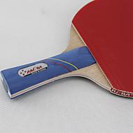 4 Sterne Ping Pang/Tischtennis-Schläger Ping Pang Gummi Langer Griff Kurzer Griff Pickel