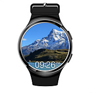 tanie Inteligentne zegarki-Inteligentny zegarek GPS Ekran dotykowy Pulsometr Spalone kalorie Krokomierze Video Śledzenie odległości Długi czas czuwania