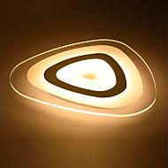 billige Takbelysning og vifter-KAKAXI Takplafond Omgivelseslys - Mulighet for demping, LED, Dimbar med fjernkontroll, 220-240V LED lyskilde inkludert / 15-20㎡