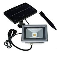 tanie Naświetlacze-10W Reflektory LED Łatwa instalacja Oświetlenie zwenętrzne Garaż Ciepła biel Zimna biel AC 24V