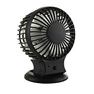 Şarj edilebilir küçük fan çift Hakaze fan şarj tablo mini USB fan fan üzerinde taşınabilir fan