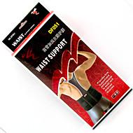 billige Sportsstøtter-Unisex Korsryggstøtte til Fotball Stretch / Pustende 1pc Sport polyester