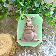 preiswerte -Backform Tier Für Kuchen Für Schokolade Für Süßigkeit Silikon nicht-haftend umweltfreundlich Geburtstag Urlaub Neujahr Danksagungen