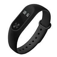 cheap -Xiaomi Mi band 2 Activity Tracker Smart Bracelet iOS Android Touch Screen Heart Rate Monitor Long Standby Water Resistant / Water Proof Calories