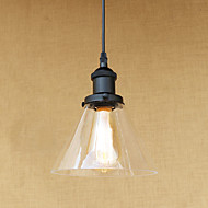 billiga Belysning-Kon Hängande lampor Glödande - Ministil, LED, designers, 110-120V / 220-240V Glödlampa inkluderad / 10-15㎡ / E26 / E27